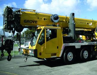 Grove TMS9000E 110 ton